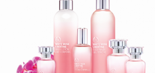 White Musk Libertine By Body Shop