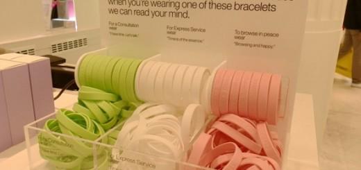 Clinique : des bracelets selon votre humeur !