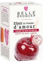 Belle à croquer : Elixir pomme d'amour
