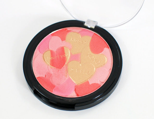 maquillage coloré stila blush