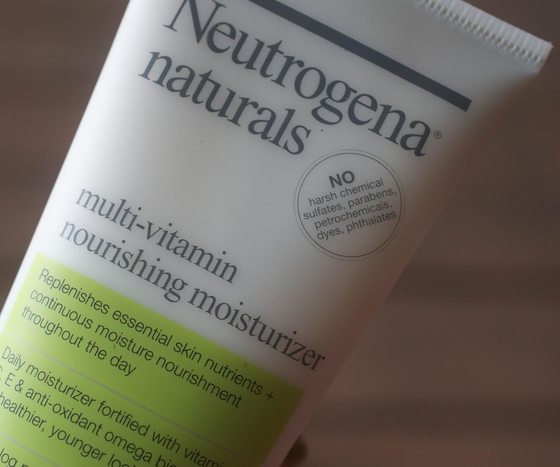 Fluide Neutrogena Naturals