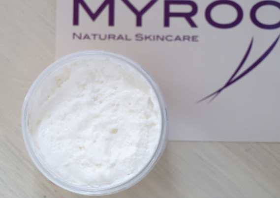 Lemon Body Butter de Myroo