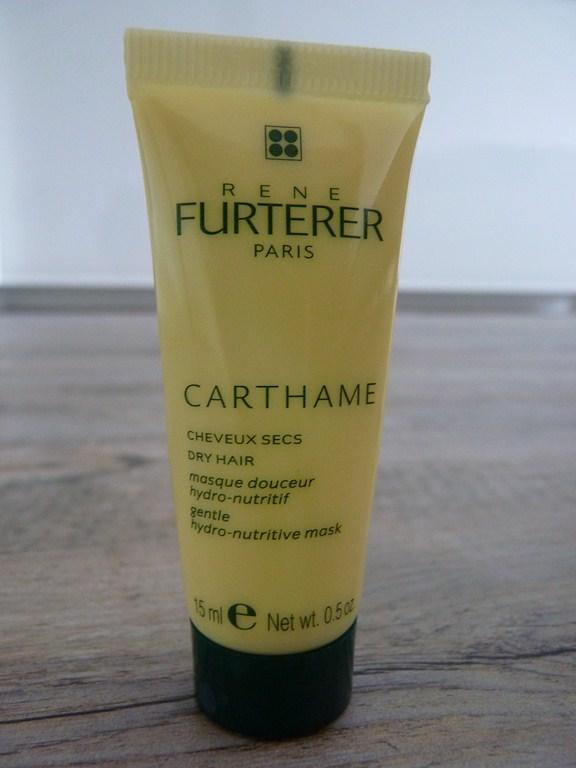 Masque Carthame de chez Furterer
