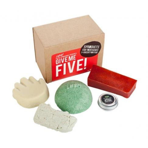Kit Lush pour les mains Give Me Five