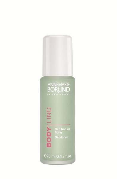 Borlind Body Lind Déo bio en spray 75ml