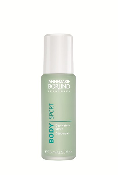 Borlind Body Sport Déo bio en spray 75ml