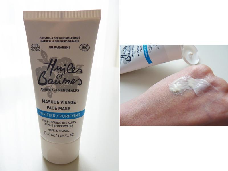 Huiles & Baumes - Masque pour le visage