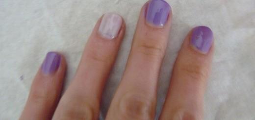 Défi du Lundi // My Man does my nails !