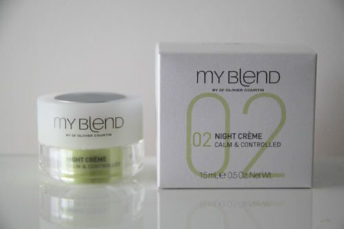 My Blend 02 By Dr Olivier Courtin Calm & Controlled