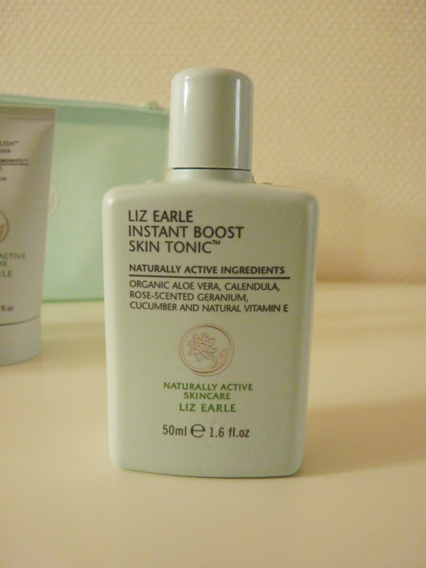 "Liz Earle -  kit  ""Essential Try-Me Kit "" - Instant boost skin tonic"