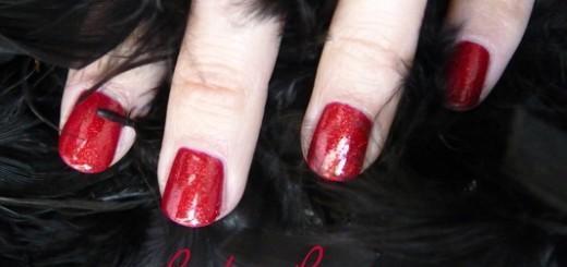 Mes petits vernis pour les fêtes // Ruby Pumps (China Glaze)