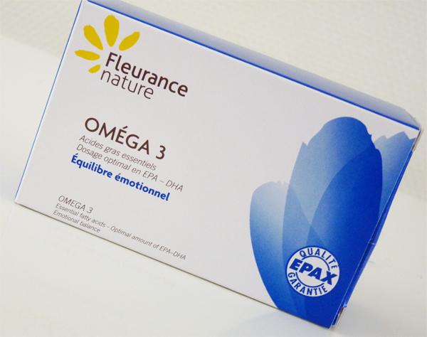 Fleurance nature Oméga 3 : petites capsules pour grands effets