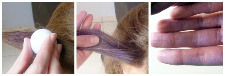 le mercredi tout est permis je me colore les cheveux la craie - Coloration Cheveux Craie