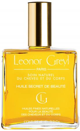 Coup de ♥ pour le gommage solide Burt's Bees et l'huile multitâches Leonor Greyl