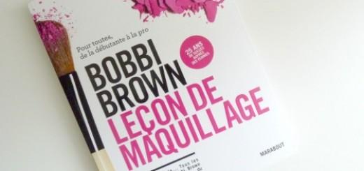 A lire : Leçon de maquillage par Bobbi Brown
