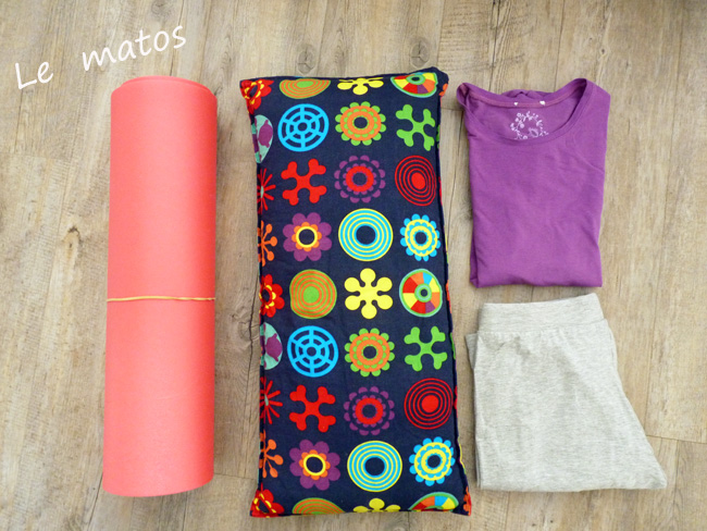 www.yogachezmoi.com - Le mercredi tout est permis // Je fais du Yoga en ligne