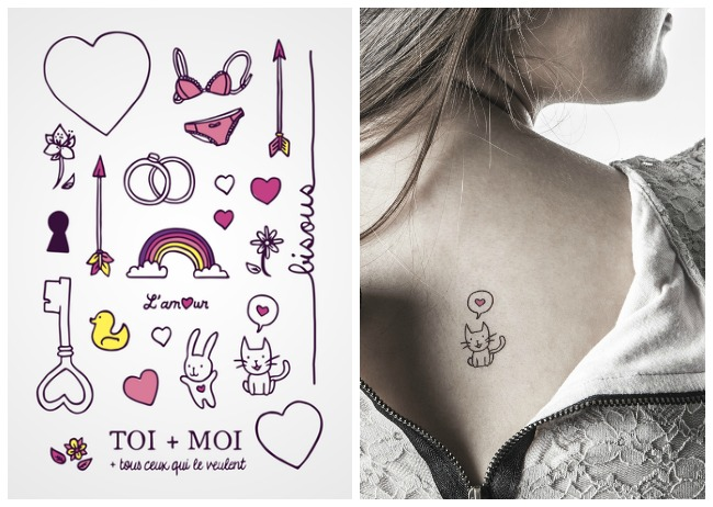 Tattoo bernard forever