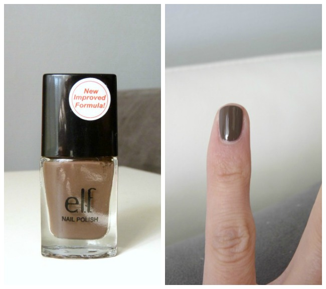 e.l.f. test nailpolish