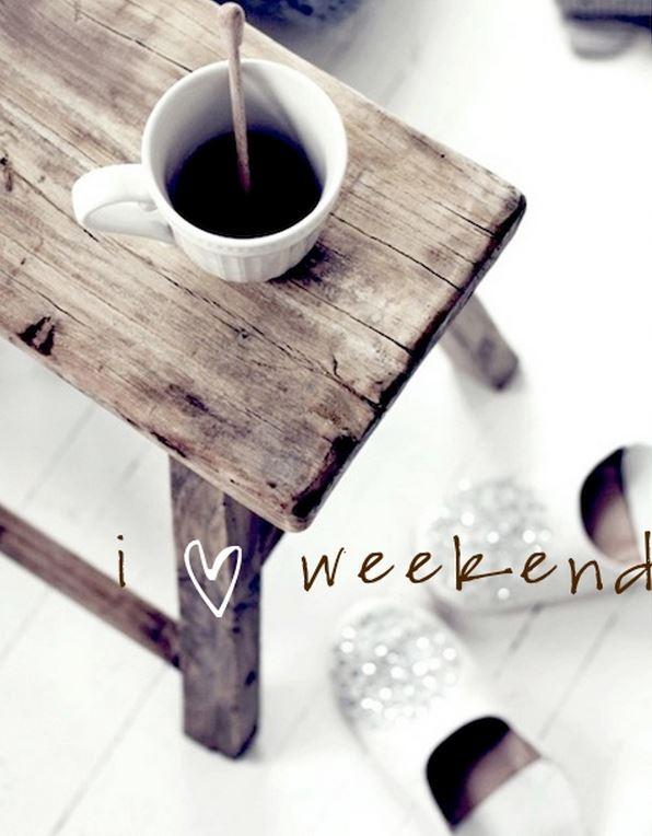 blog en week end