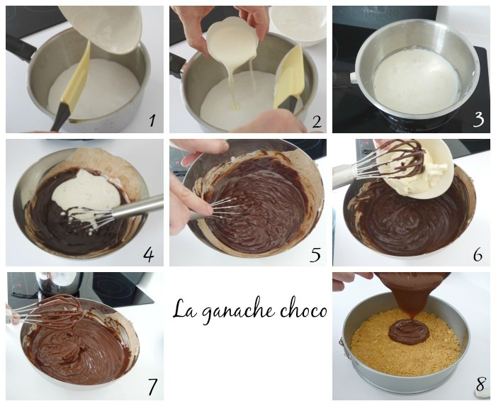 gâteau coco choco 2