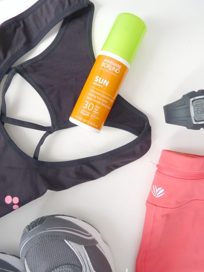 sun sport spray