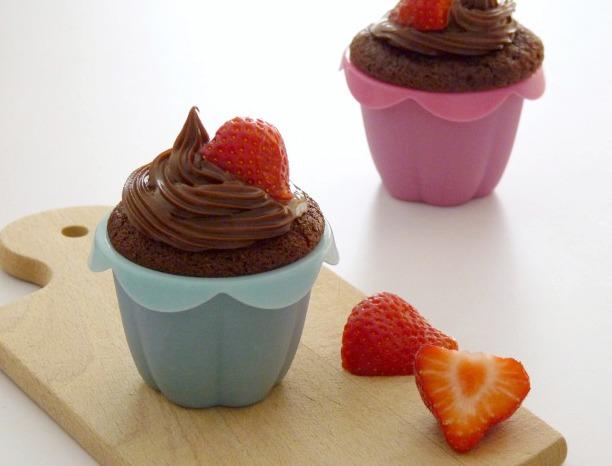 cupcakes choco