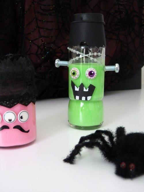 diy halloween monstres