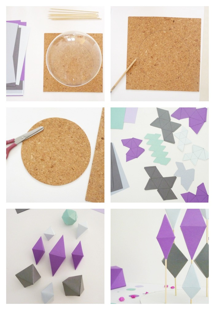diy origami tuto collage