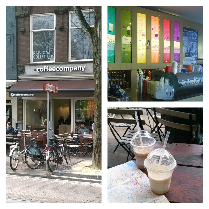 City trip à Amsterdam Coffee Compagny