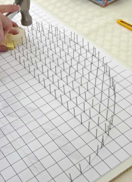 String art Tableau Home Déco 04