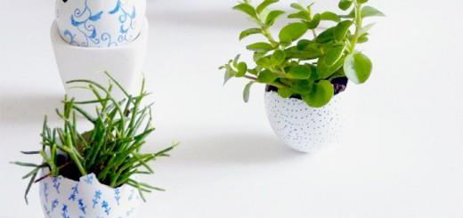 diy oeufs de pâques botaniques 1