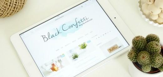 nouveau design blog news .