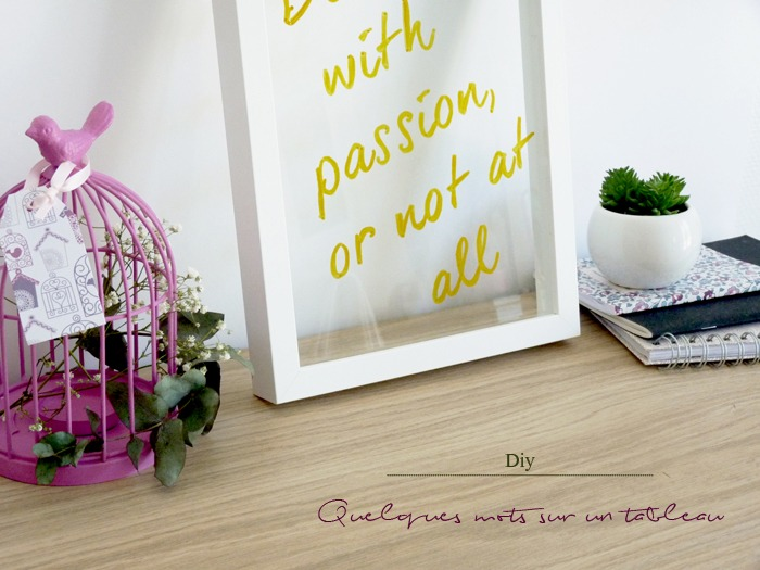 Quelques mots sur un tableau black confetti - Tableau pour ecrire ...