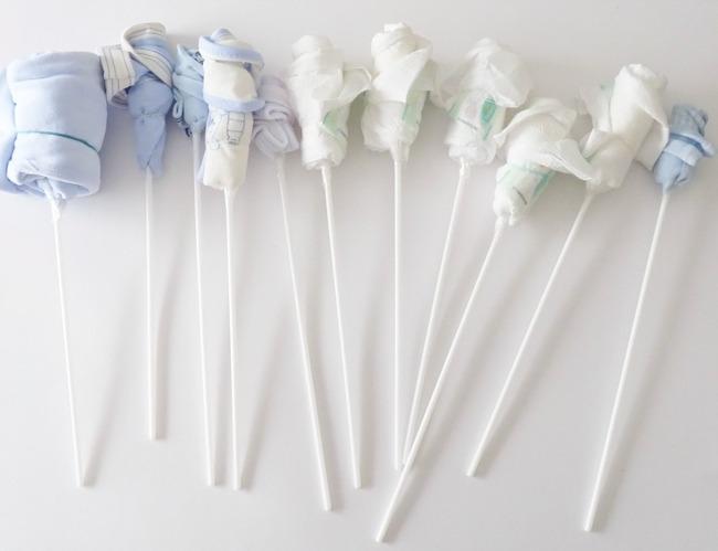 bouquet de naissance diy 3