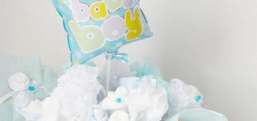 bouquet de naissance diy 9