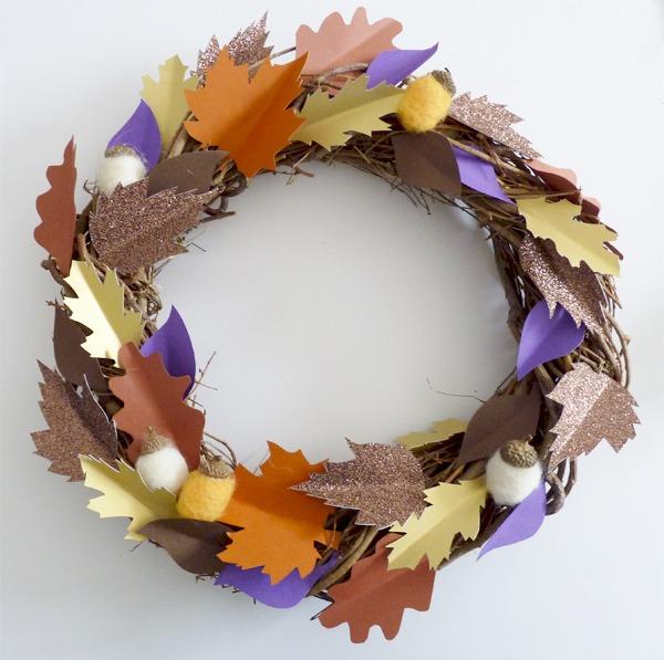 diy couronne automne 05