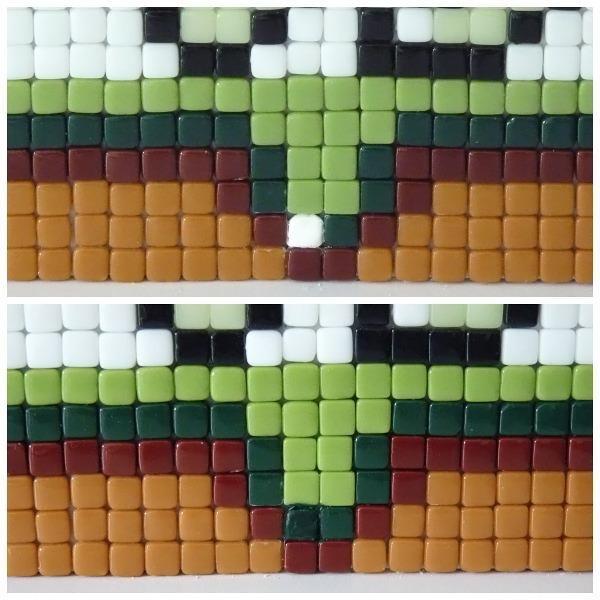 Diy Une Crédence En Pixel Art Supermario Black Confetti