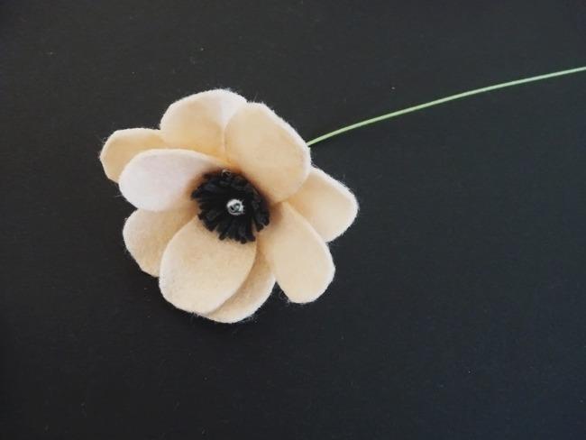 diy fleurs en feutrine 08