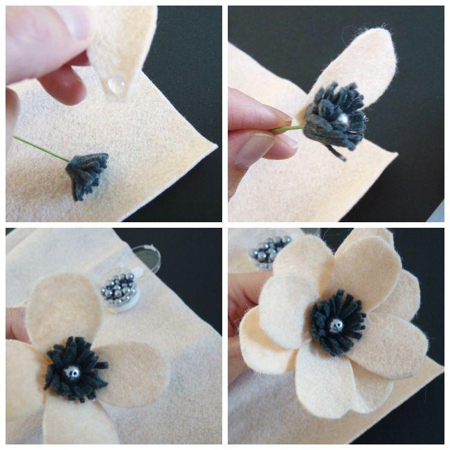 diy fleurs feutrine 03