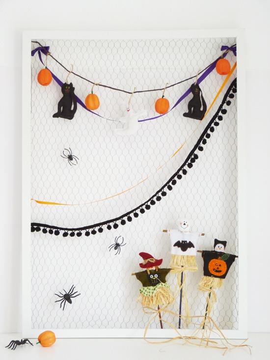 diy déco murale d'halloween 02