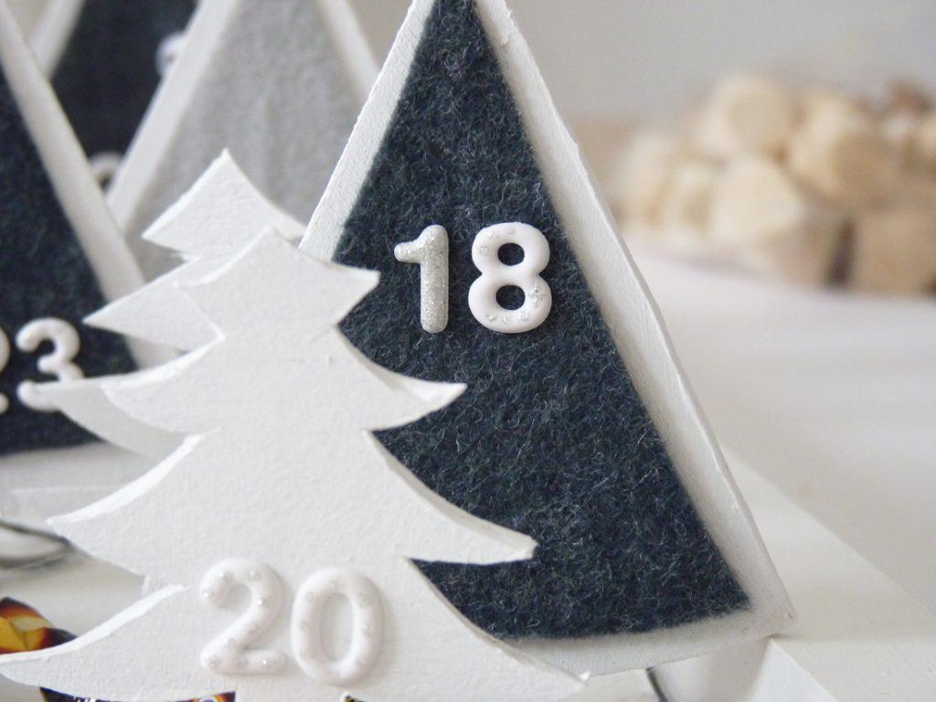 diy calendrier avent Noël 06