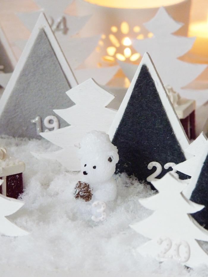 diy calendrier avent Noël 09