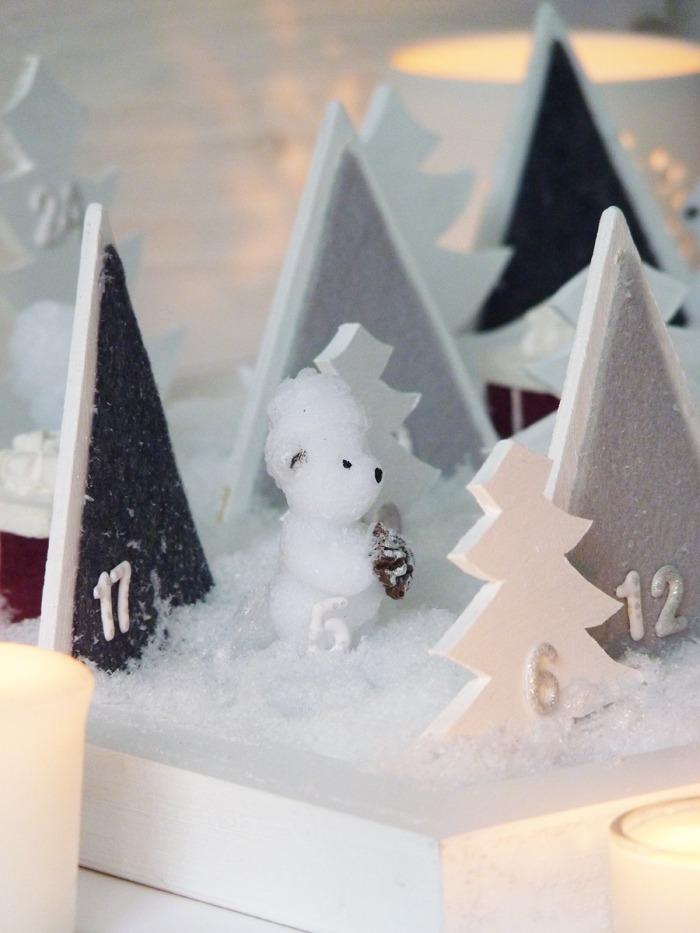 diy calendrier avent Noël 11