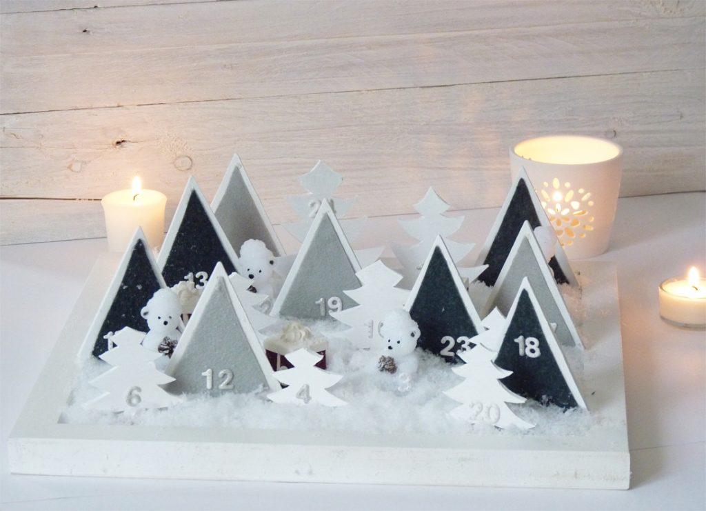 diy calendrier avent Noël 13