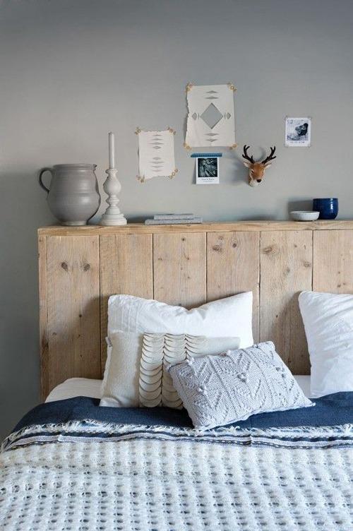 idees pour relooker son interieur diy tete de lit