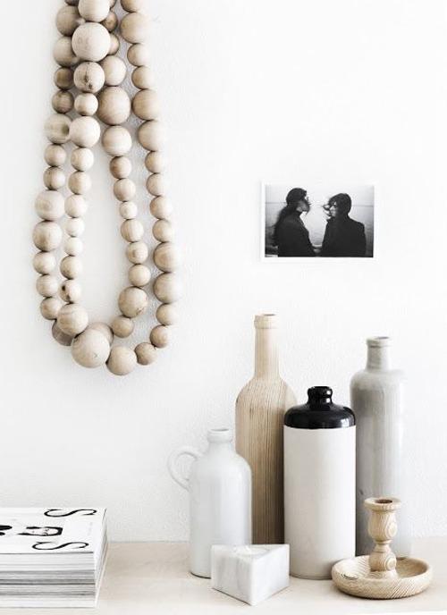 idees pour relooker son interieur objets deco en bois