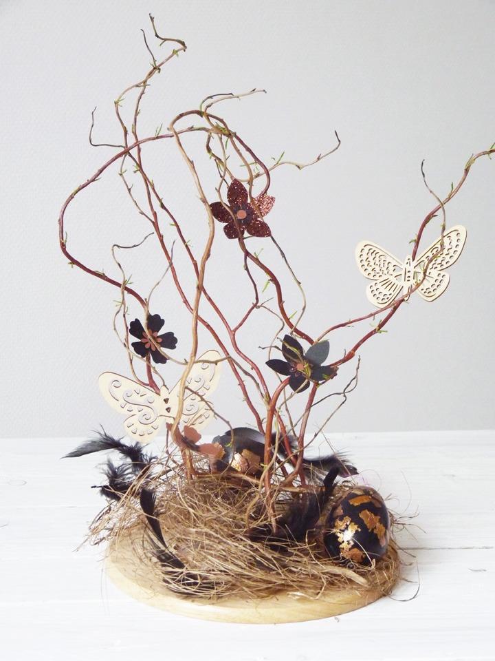 diy decoration paques fleurs cloche 09s