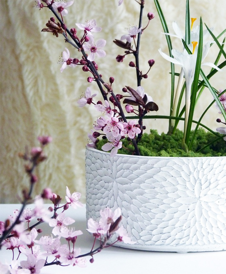 diy jardin japonais éphémère centre de table à fabriquer 02 s