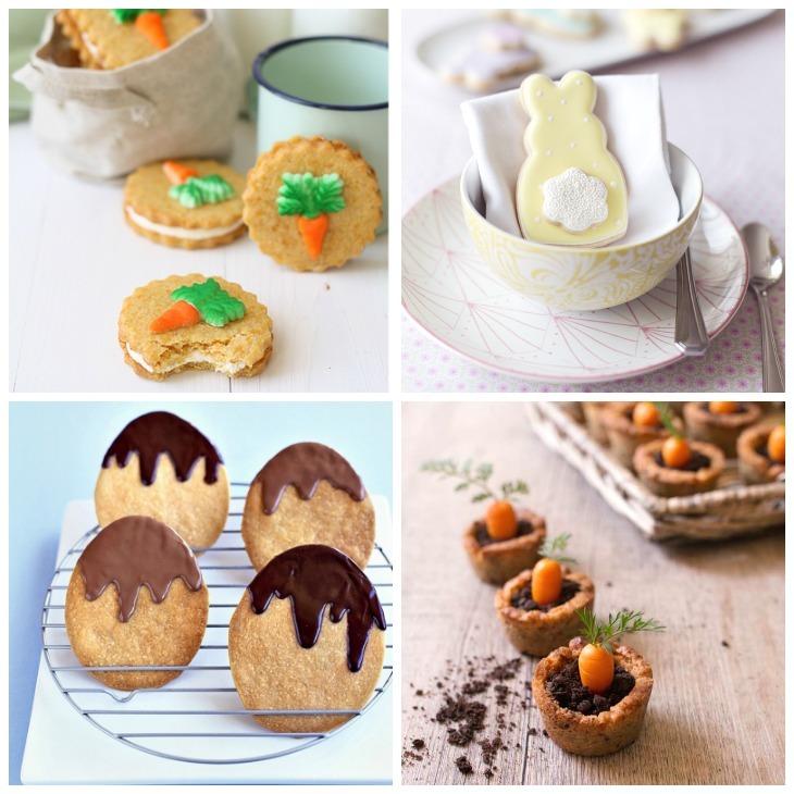 recette biscuits cookies pâques