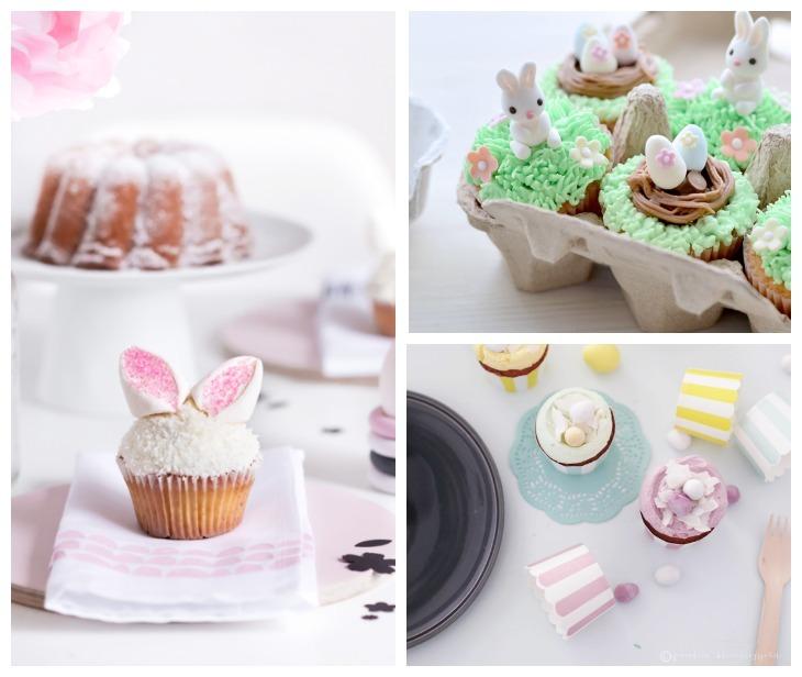 recette cupcakes de paques